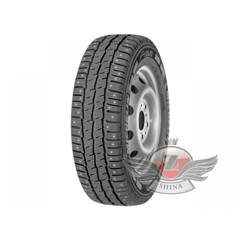 Michelin Agilis X-Ice North 215/60 R17C 104/102H (шип)