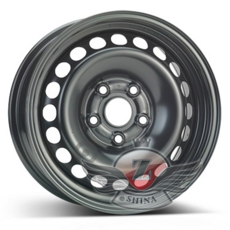ALST (KFZ) 9025 Audi 6,5x15 5x112 ET33 DIA57,1 (black)
